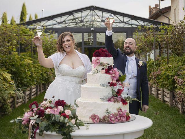 Il matrimonio di Diego e Alice a Bariano, Bergamo 45