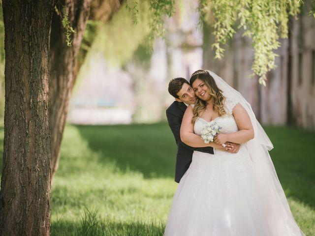 le nozze di Giada e Paolo