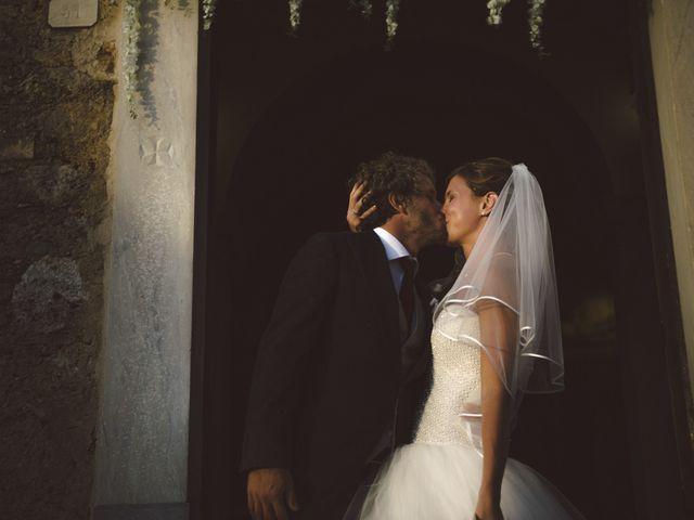 Le nozze di Simona e Cristiano