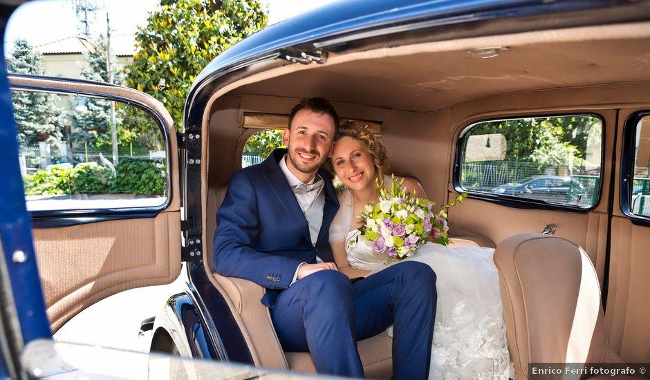 Il matrimonio di Marco e Anna a Brescia, Brescia