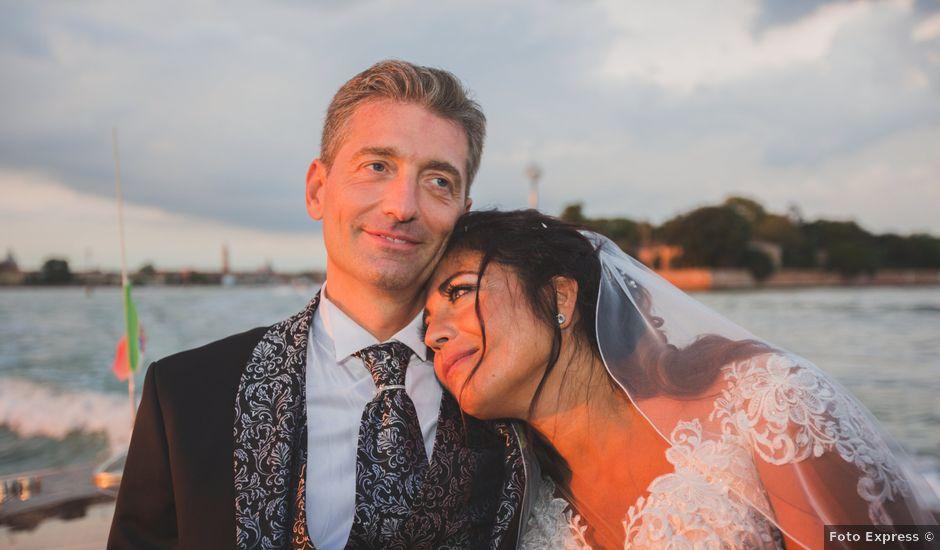 Il matrimonio di Matteo e Metella a Venezia, Venezia