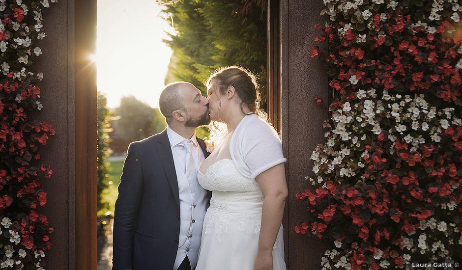 Il matrimonio di Diego e Alice a Bariano, Bergamo
