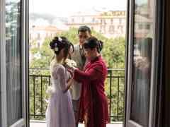 le nozze di Xueqing e Marco 2