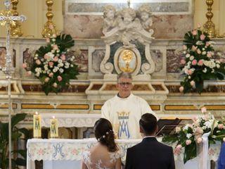 Le nozze di Gabriele e Maria 1