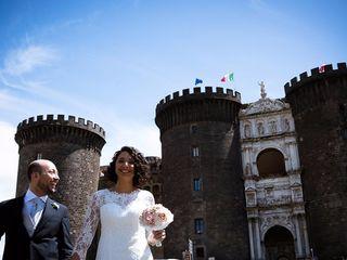 Le nozze di Samira e Andrea