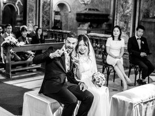 Le nozze di Xueqing e Marco