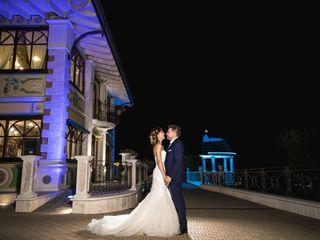 Le nozze di Daniela e Erik
