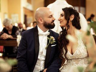 Le nozze di Pia e Andrea