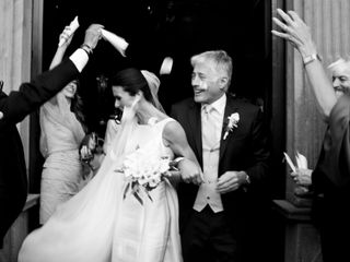 Le nozze di Marella e Franco
