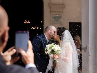 Le nozze di Erika e Tommaso 1