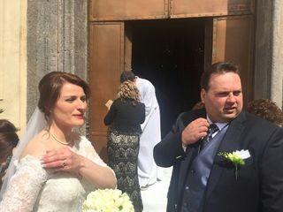 Le nozze di Luca e Jessica