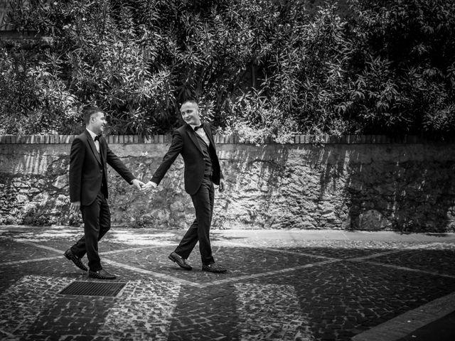 Il matrimonio di Salvatore e Antonio a Lamezia Terme, Catanzaro 8