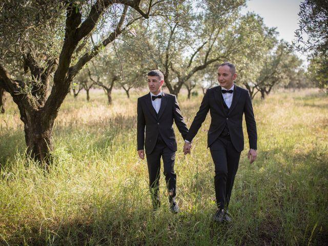 Il matrimonio di Salvatore e Antonio a Lamezia Terme, Catanzaro 11