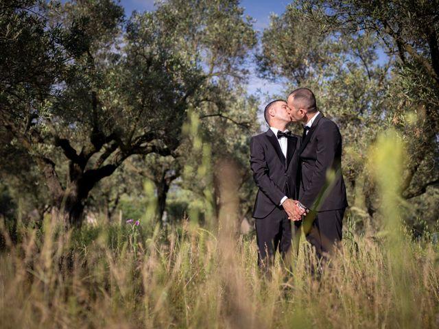Il matrimonio di Salvatore e Antonio a Lamezia Terme, Catanzaro 12