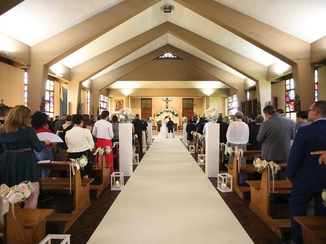 Il matrimonio di Andrea e Miriam a Castelletto sopra Ticino, Novara 7