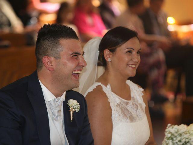 Il matrimonio di Andrea e Miriam a Castelletto sopra Ticino, Novara 9