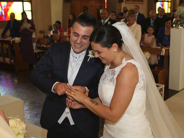 Il matrimonio di Andrea e Miriam a Castelletto sopra Ticino, Novara 10