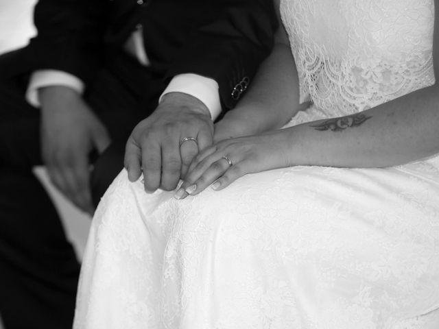 Il matrimonio di Andrea e Miriam a Castelletto sopra Ticino, Novara 11