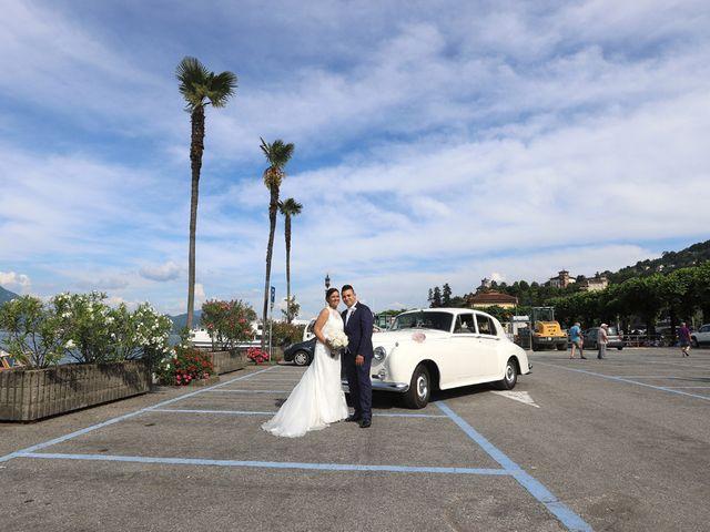 Il matrimonio di Andrea e Miriam a Castelletto sopra Ticino, Novara 14