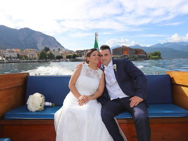 Il matrimonio di Andrea e Miriam a Castelletto sopra Ticino, Novara 16