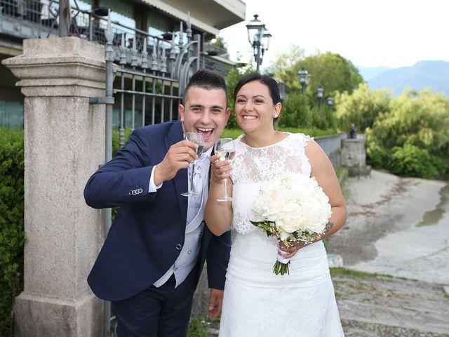 Il matrimonio di Andrea e Miriam a Castelletto sopra Ticino, Novara 20