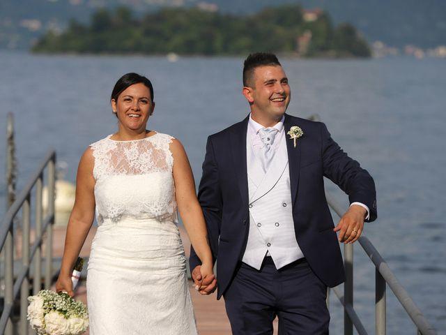 Il matrimonio di Andrea e Miriam a Castelletto sopra Ticino, Novara 21