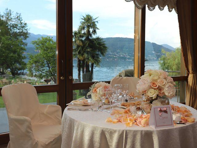 Il matrimonio di Andrea e Miriam a Castelletto sopra Ticino, Novara 27