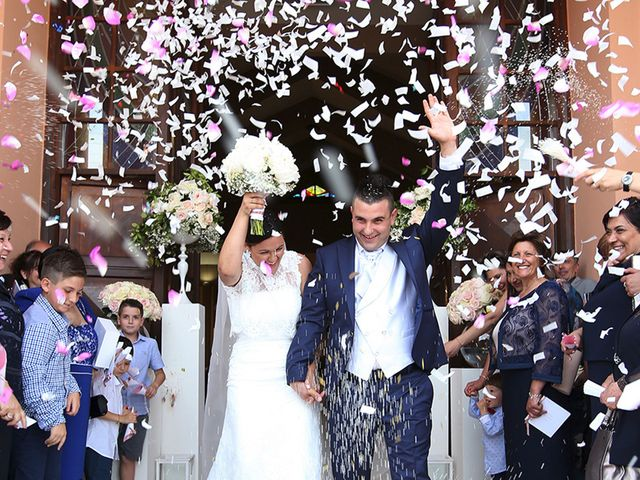 Il matrimonio di Andrea e Miriam a Castelletto sopra Ticino, Novara 13