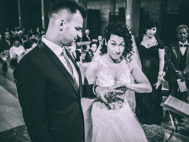 Il matrimonio di Michele e Silvia a Fermo, Fermo 21