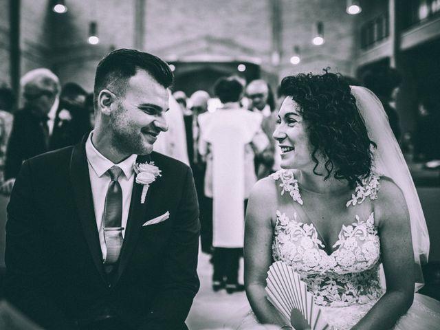 Il matrimonio di Michele e Silvia a Fermo, Fermo 22