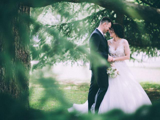 Il matrimonio di Michele e Silvia a Fermo, Fermo 25