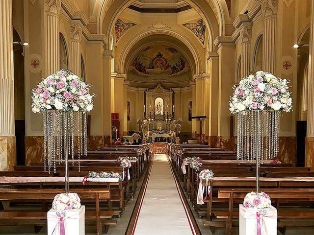 Il matrimonio di Luca e Federica  a Siderno, Reggio Calabria 14