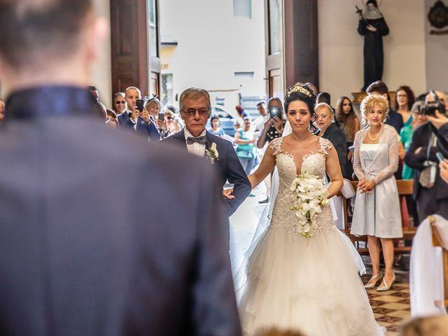 Il matrimonio di Luca e Alessia a Milano, Milano 40
