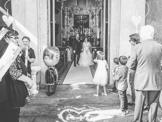 Il matrimonio di Luca e Alessia a Milano, Milano 71