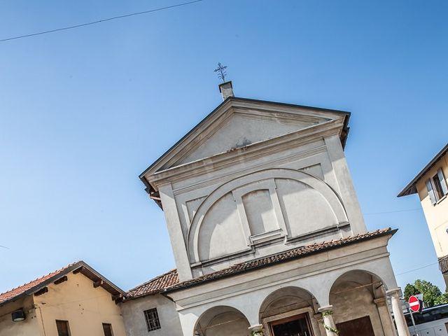 Il matrimonio di Luca e Alessia a Milano, Milano 75