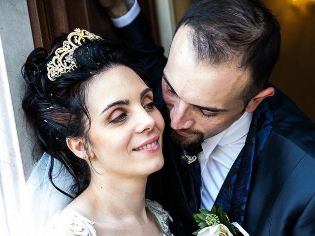 Il matrimonio di Luca e Alessia a Milano, Milano 95