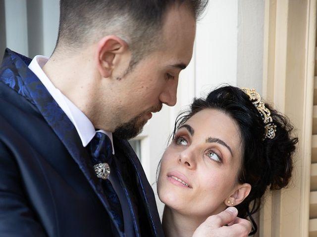 Il matrimonio di Luca e Alessia a Milano, Milano 110