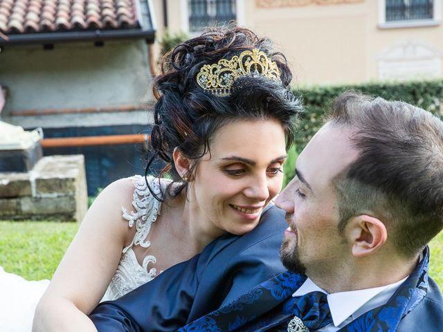 Il matrimonio di Luca e Alessia a Milano, Milano 132