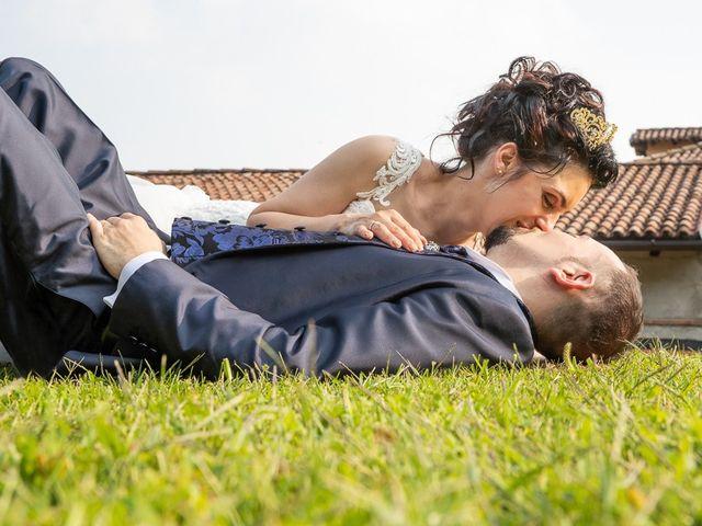 Il matrimonio di Luca e Alessia a Milano, Milano 133