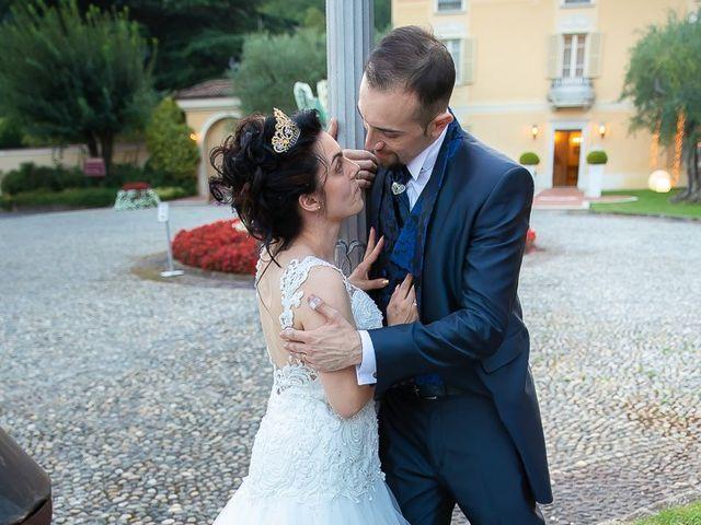 Il matrimonio di Luca e Alessia a Milano, Milano 143
