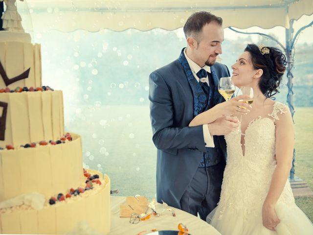 Il matrimonio di Luca e Alessia a Milano, Milano 152