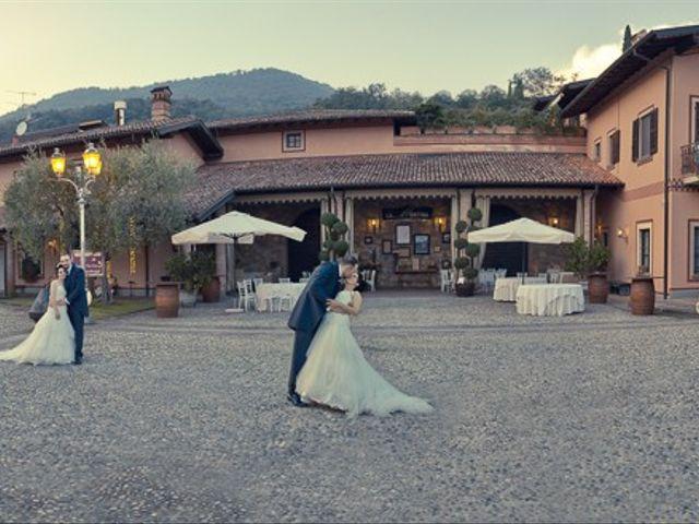 Il matrimonio di Luca e Alessia a Milano, Milano 167
