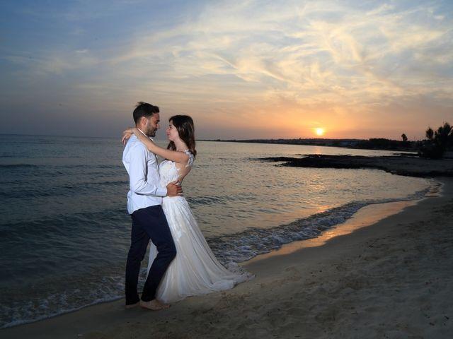 Il matrimonio di Maria e Gabriele a Castrignano del Capo, Lecce 1