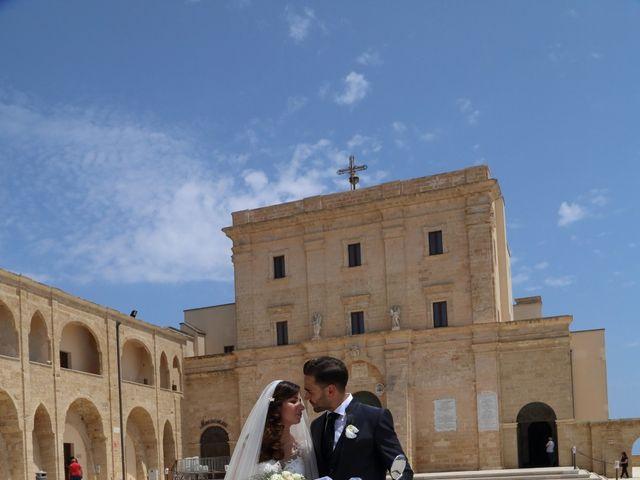 Il matrimonio di Maria e Gabriele a Castrignano del Capo, Lecce 4