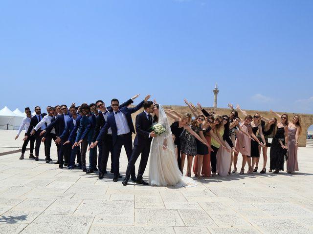 Il matrimonio di Maria e Gabriele a Castrignano del Capo, Lecce 2