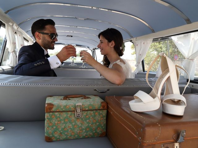 Il matrimonio di Maria e Gabriele a Castrignano del Capo, Lecce 5
