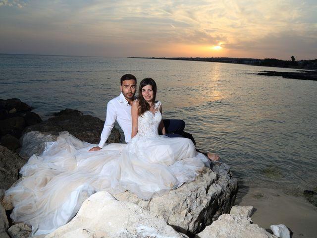 Il matrimonio di Maria e Gabriele a Castrignano del Capo, Lecce 6