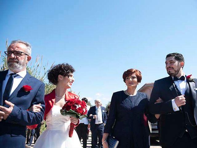 Il matrimonio di Gianluca e Ilaria a Carbonia, Cagliari 27