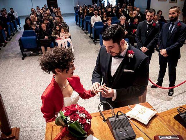 Il matrimonio di Gianluca e Ilaria a Carbonia, Cagliari 28