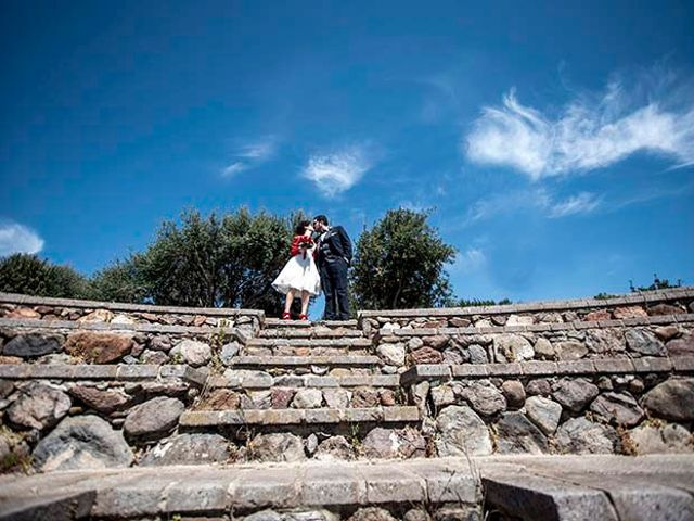 Il matrimonio di Gianluca e Ilaria a Carbonia, Cagliari 35